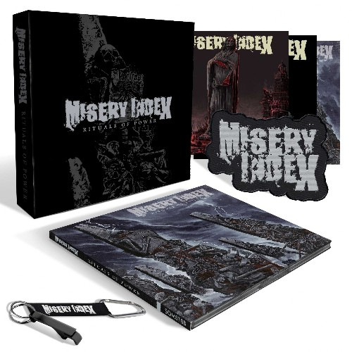 Misery Index | Rituals of Power - CD BOX - Death Metal | Season of