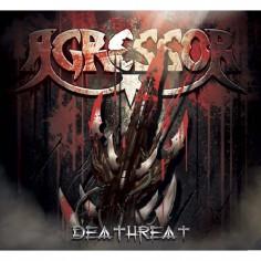 Agressor - Deathreat - CD + DVD DIGIPAK
