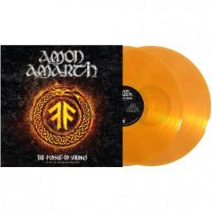 Amon Amarth - The Pursuit of Vikings - DOUBLE LP GATEFOLD COLORED