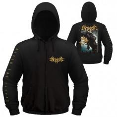 Archspire - Bleed the Future - Hooded Sweat Shirt Zip (Men)