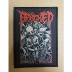 Benighted - Obscene Repressed - Patch