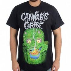 Cannabis Corpse - Bowl of Fire - T shirt (Men)