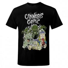 Cannabis Corpse - Ghost Ripper - T shirt (Men)