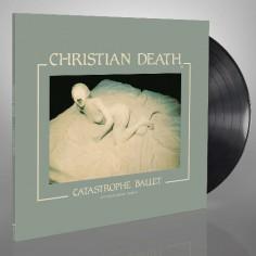 Christian Death - Catastrophe Ballet - LP Gatefold