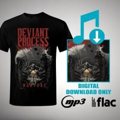 Deviant Process - Nurture [bundle] - Digital + T-shirt bundle (Men)