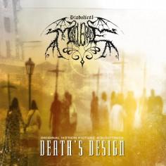 Diabolical Masquerade - Death's Design - CD