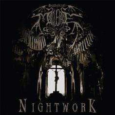 Diabolical Masquerade - Nightwork - CD