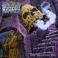 Hooded Menace - The Tritonus Bell - CD DIGIPAK + Digital