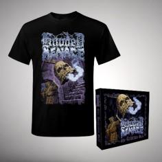 Hooded Menace - The Tritonus Bell - Digibox + T Shirt bundle (Men)