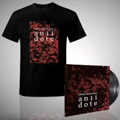 Impure Wilhelmina - Antidote Bundle - DOUBLE LP GATEFOLD + T Shirt Bundle (Men)