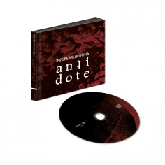 Impure Wilhelmina - Antidote - CD DIGIBOOK + Digital