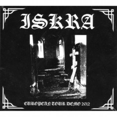 Iskra - European Tour Demo 2012 - CD DIGIPAK