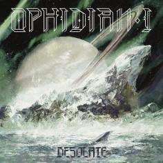 Ophidian I - Desolate - CD DIGIPAK + Digital