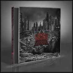 Rage Nucléaire - Unrelenting Fucking Hatred - CD
