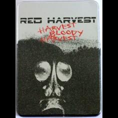 Red Harvest - Harvest bloody Harvest - DVD METAL BOX