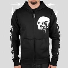 Revenge - Reign Power - Hooded Sweat Shirt Zip (Men)