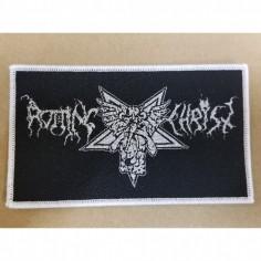 Rotting Christ - Logo - Patch