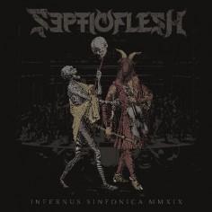 Septicflesh - Infernus Sinfonica MMXIX - 2CD + DVD + Digital