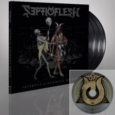 Septicflesh - Infernus Sinfonica MMXIX - 3LP + DVD Gatefold + Digital