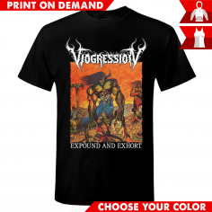 Viogression - Expound and Exhort - Print on demand
