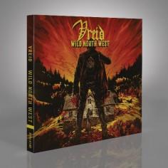Vreid - Wild North West - CD DIGIPAK + Digital