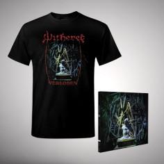Withered - Verloren [bundle] - CD DIGIPAK + T Shirt bundle (Men)