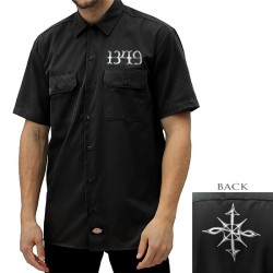1349 - Logo - Work Shirt (Men)