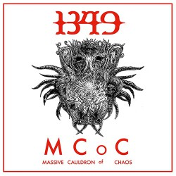 1349 - Massive Cauldron of Chaos - CD