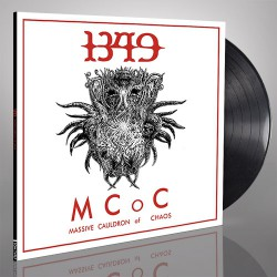 1349 - Massive Cauldron of Chaos - LP Gatefold