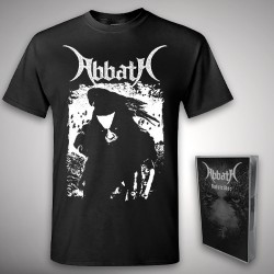 Abbath - Outstrider + Abbath - TAPE + T Shirt Bundle (Men)