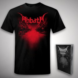 Abbath - Outstrider + Axe - TAPE + T Shirt Bundle (Men)