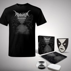 Abbath - Outstrider - CD BOX + T Shirt (Men)