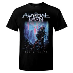 Abysmal Dawn - Phylogenesis - T shirt (Men)