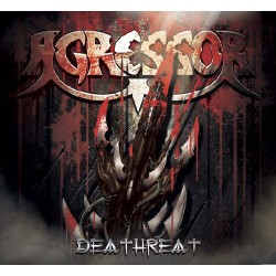 Agressor - Deathreat - CD + DVD DIGIPAK
