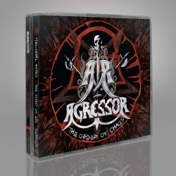 Agressor - The Order of Chaos - 3 CD