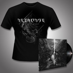 Altarage - Endinghent + Blankness Entities - LP + T shirt Bundle (Men)