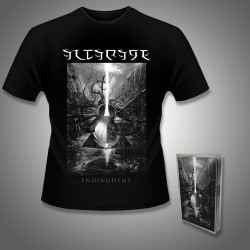 Altarage - Endinghent - TAPE + T Shirt Bundle (Men)