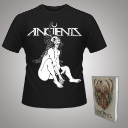 Anciients - Voice of the Void + Witch - TAPE + T Shirt Bundle (Men)