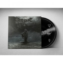 "Antzaat - The Black Hand of the Father - 12"" EP, B side Screen"