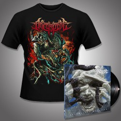 Archspire - Relentless Mutation + Alien - LP Gatefold + T Shirt Bundle (Men)