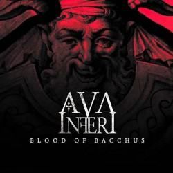 Ava Inferi - Blood of Bacchus - CD DIGIPAK