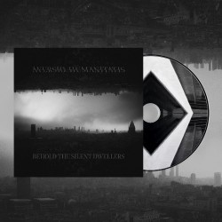 Aversio Humanitatis - Beyond the Silent Dwellers - CD DIGIPAK