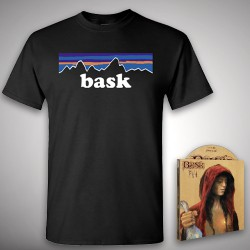 Bask - III bundle 2 - CD DIGIPAK + T Shirt bundle (Men)