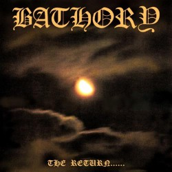 Bathory - The Return - CD