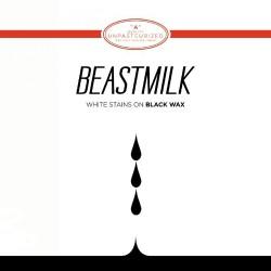 "Beastmilk - White Stains on Black Wax - 7"" Colored Vinyl"