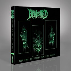 Benighted - Dogs Always Bite Harder Than Their Master - CD DIGIPAK + Digital