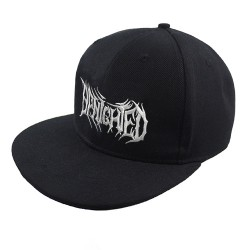 Benighted - Logo - CAP
