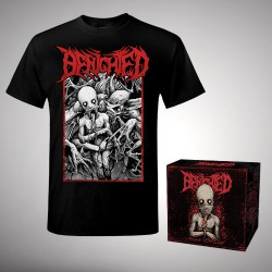 Benighted - Obscene Repressed Bundle - Digibox + T Shirt bundle (Men)