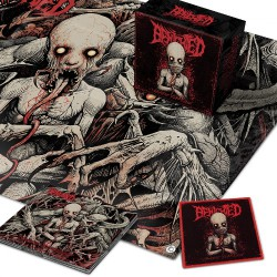 Benighted - Obscene Repressed - DIGIBOX + Digital