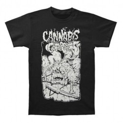 Cannabis Corpse - Blunted at Birth - T shirt (Men)